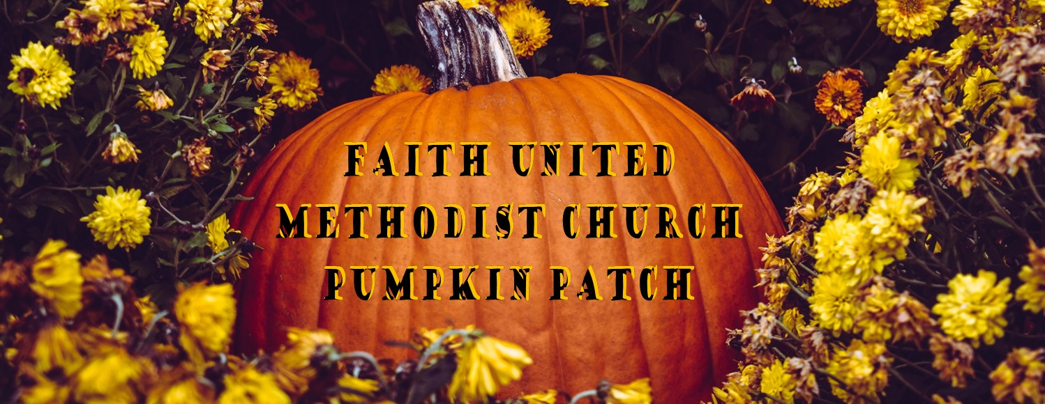 This month - Pumpkin Patch!  Be sure to check out the events page!
